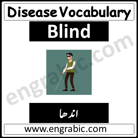 List of diseases in humans in English with Urdu Translations. Name of Diseases in Humans in English,  Learn basic English Vocabulary of Name of Diseases in Humans through  images. Name of Diseases in Humans with images in English. List of Diseases and their Meaning in Urdu/Hindi. English vocabulary in Urdu with PDF. Daily use vocabulary with Urdu meanings. Diseases names in Urdu/Hindi Translation.